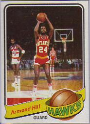 1979-80 Topps #57 Armond Hill