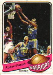 1979-80 Topps #93 Robert Parish