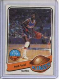 1979-80 Topps #108 Phil Ford RC