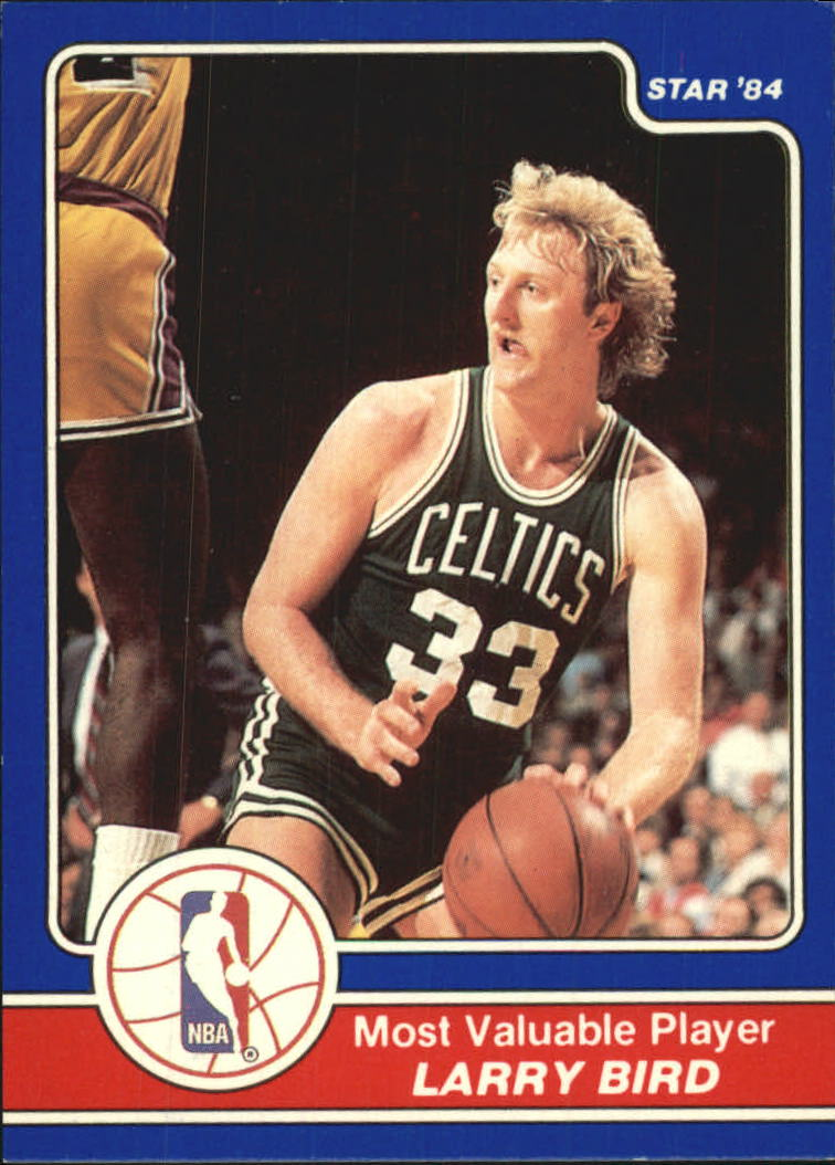 1984 Star Award Banquet #8 Larry Bird MVP