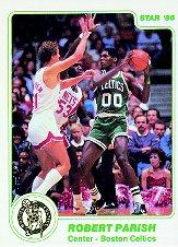 1985-86 Star #99G Robert Parish Green