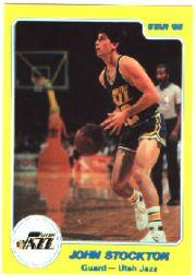 1985-86 Star #144 John Stockton