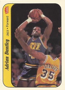 1986-87 Fleer Stickers #3 Adrian Dantley
