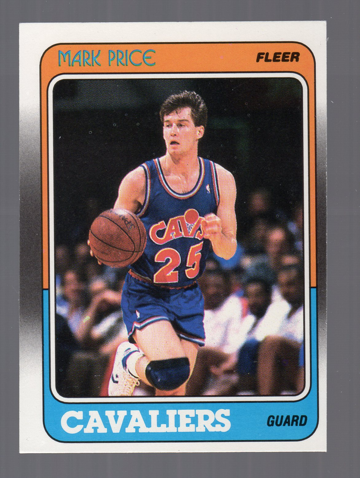 1988-89 Fleer #25 Mark Price RC