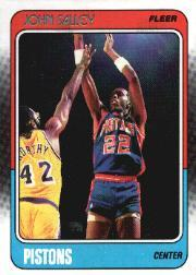 1988-89 Fleer #44 John Salley RC