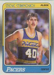 1988-89 Fleer #59 Steve Stipanovich