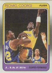 1988-89 Fleer #65 Michael Cooper