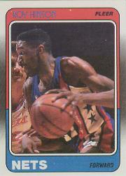 1988-89 Fleer #78 Roy Hinson