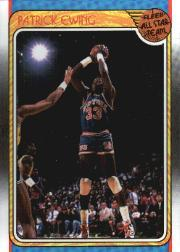 1988-89 Fleer #130 Patrick Ewing AS