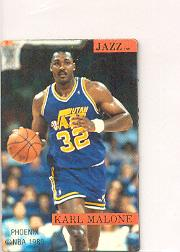 1989 Magnetables #20 Karl Malone
