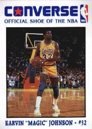 1989 Converse #6 Magic Johnson