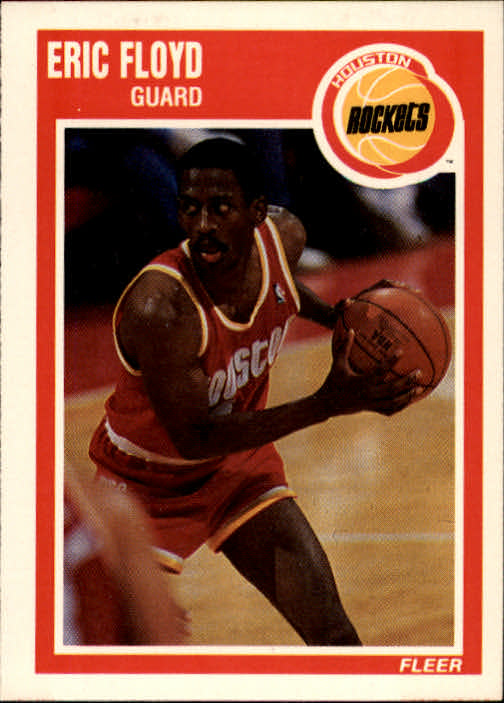 1989-90 Fleer #59 Sleepy Floyd