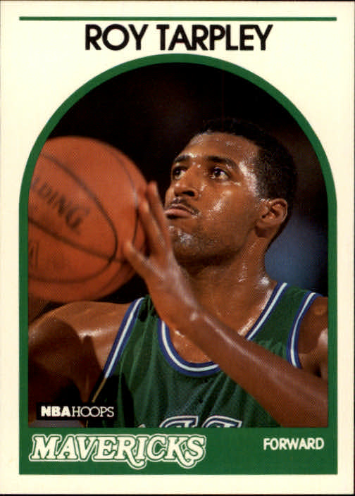 1989-90 Hoops #23 Roy Tarpley