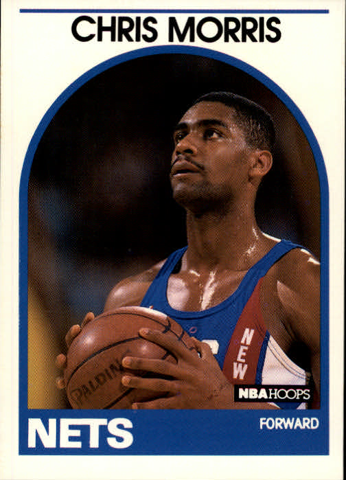 1989-90 Hoops #25 Larry Nance
