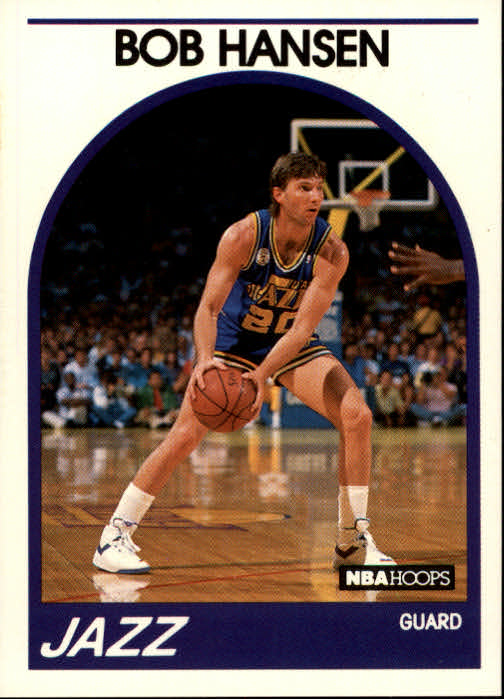1989-90 Hoops #26 Chris Morris RC
