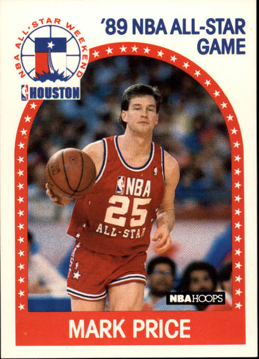 1989-90 Hoops #27 Bob Hansen UER/(Drafted in '84, should say '83)