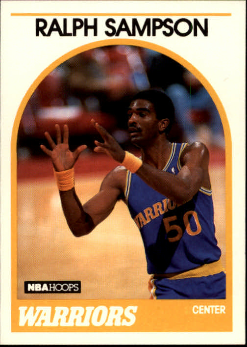 1989-90 Hoops #39 Ralph Sampson