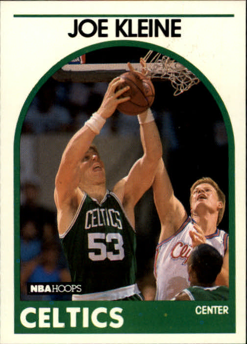 1989-90 Hoops #47 Joe Kleine