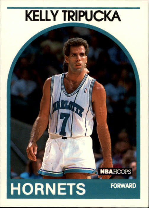 1989-90 Hoops #55 Kelly Tripucka