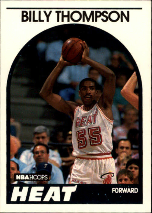 1989-90 Hoops #59 Billy Thompson