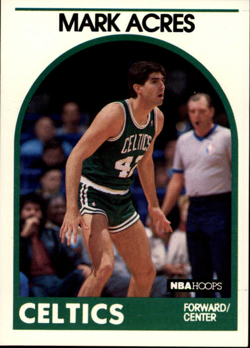 1989-90 Hoops #73 Mark Acres SP