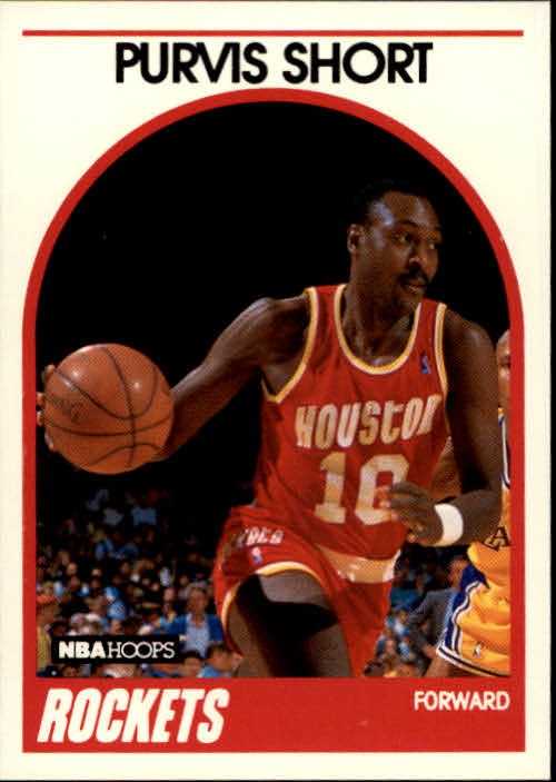 1989-90 Hoops #76 Purvis Short