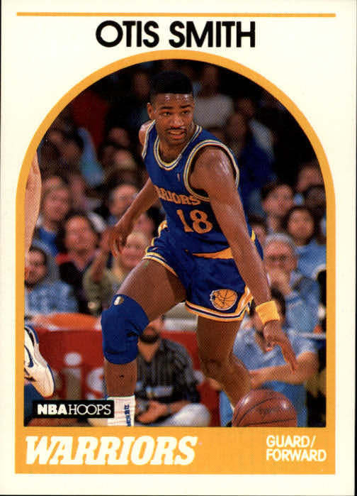 1989-90 Hoops #86 Otis Smith SP RC