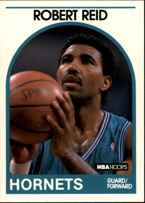 1989-90 Hoops #88 Robert Reid