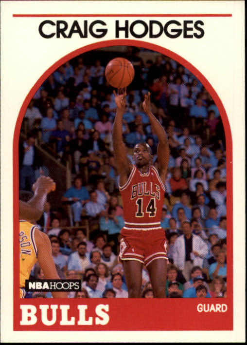 1989-90 Hoops #113 Craig Hodges UER