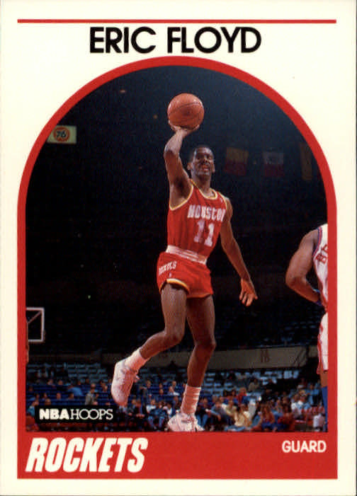 1989-90 Hoops #117 Sleepy Floyd