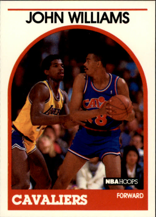 1989-90 Hoops #118 Hot Rod Williams