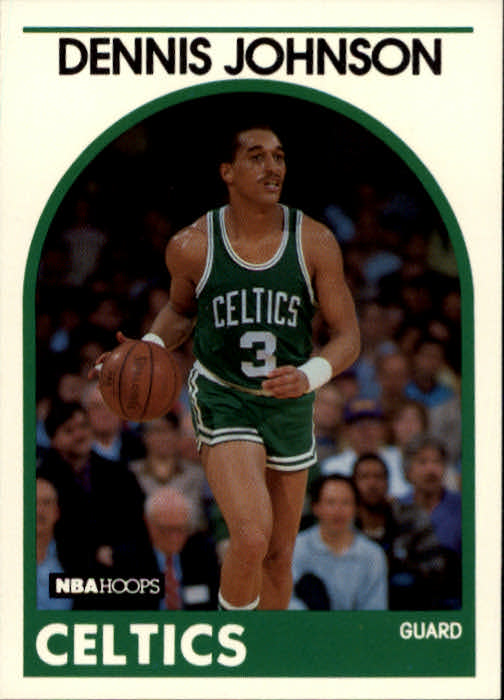 1989-90 Hoops #121 Dennis Johnson