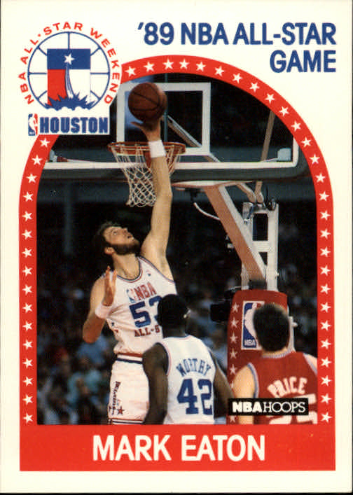 1989-90 Hoops #174 Mark Eaton AS