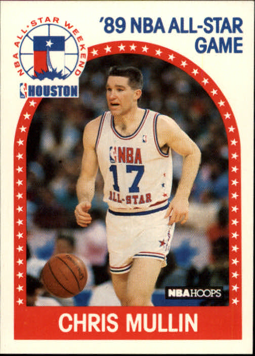 1989-90 Hoops #230 Chris Mullin AS