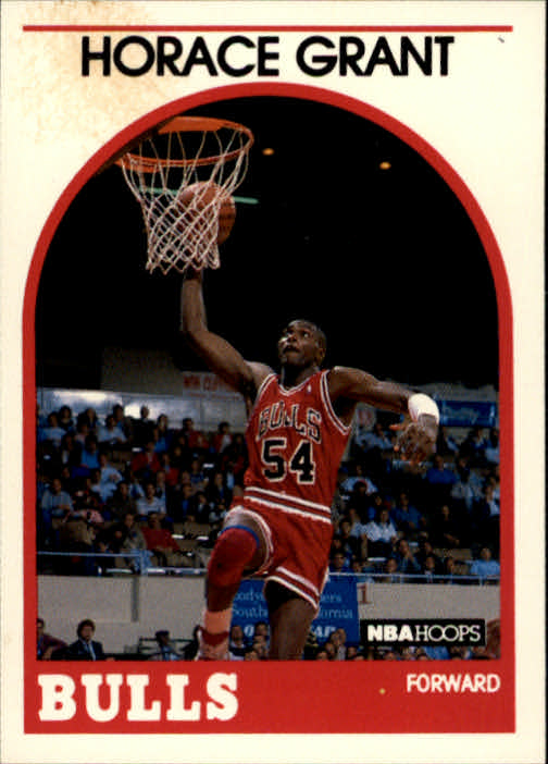1989-90 Hoops #242 Horace Grant