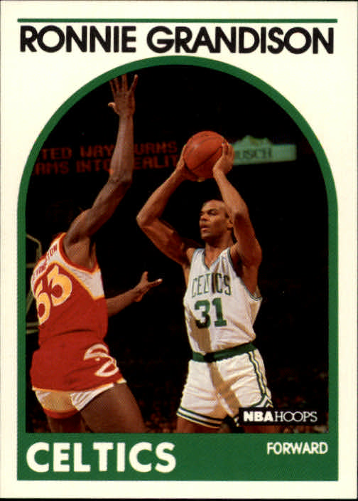 1989-90 Hoops #248 Ronnie Grandison