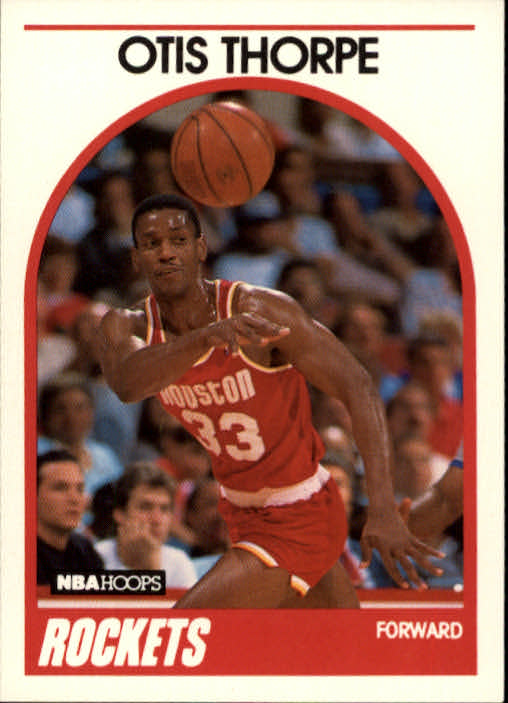 1989-90 Hoops #265 Otis Thorpe