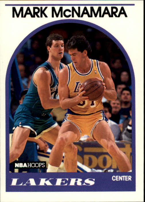 1989-90 Hoops #289 Mark McNamara
