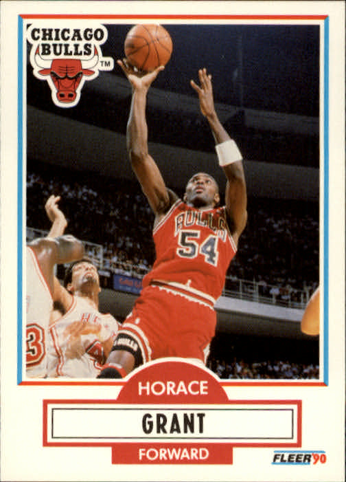 1990-91 Fleer #24 Horace Grant