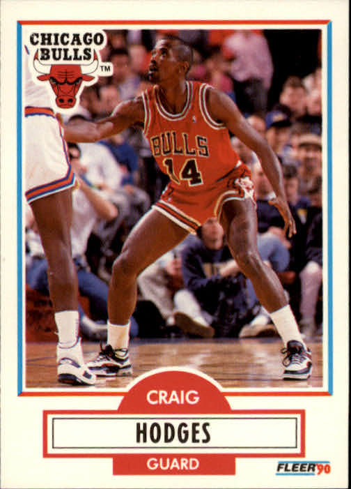 1990-91 Fleer #25 Craig Hodges
