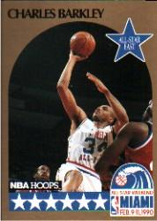 1990-91 Hoops #1 Charles Barkley AS SP