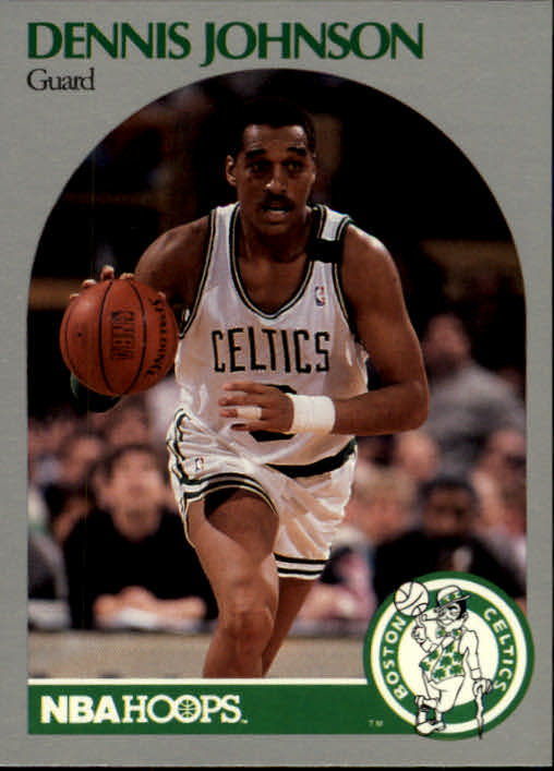 1990-91 Hoops #41 Dennis Johnson SP