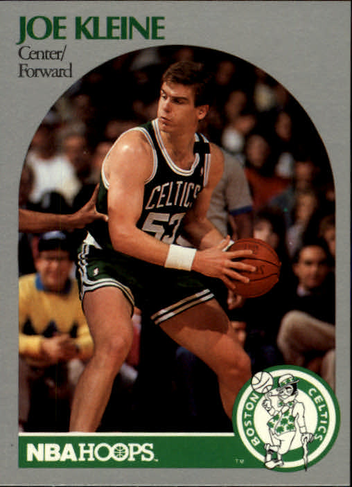 1990-91 Hoops #42 Joe Kleine