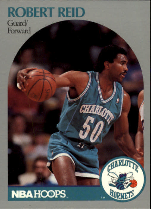 1990-91 Hoops #58 Robert Reid SP