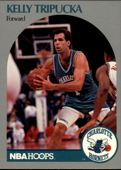 1990-91 Hoops #59 Kelly Tripucka
