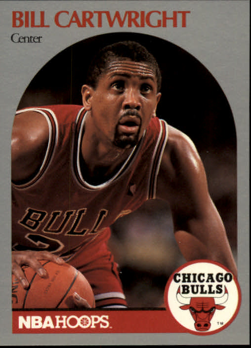 1990-91 Hoops #61 Bill Cartwright