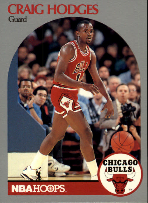 1990-91 Hoops #64 Craig Hodges