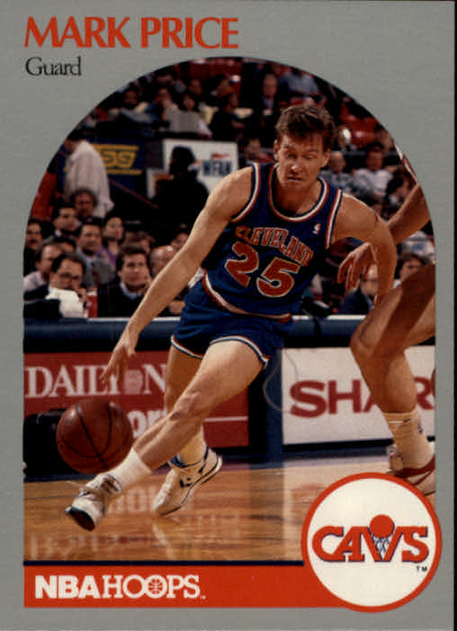 1990-91 Hoops #79 Mark Price