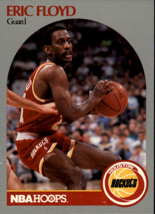1990-91 Hoops #124 Eric(Sleepy) Floyd
