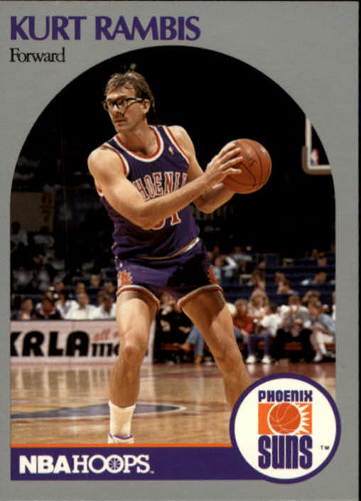 1990-91 Hoops #241 Kurt Rambis